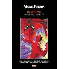 Marvel Knights Daredevil by Bendis, Jenkins, Gale & Mack: Un: Marvel  Knights Daredevil by Bendis, Jenkins, Gale & Mack: Unusual Suspects (Series  #1) (Paperback) - Walmart.com - Walmart.com