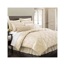Madison Queen Comforter Set - Ivory - Bed Bath & Beyond - Polyvore & Madison Queen Comforter Set - Ivory - Bed Bath & Beyond Adamdwight.com