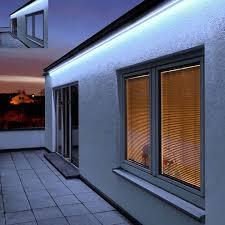 exterior strip led lighting. intalite 552307 led strip outdoor 100 pro blue ceiling, wall \u0026 floor decorative light exterior led lighting l