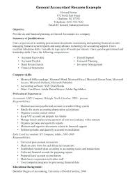Examples Of Career Objectives On Resume Resume Career