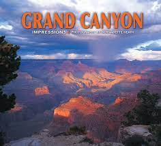 Grand Canyon Impressions: photography by Bernadette Heath, text by Mike  Buchheit: 9781560373674: Amazon.com: Books