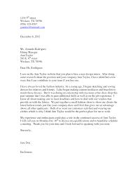 Cover Letter Job Application Unknown Recipient Juzdeco Com