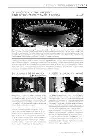 Programa Mensual: Agosto 2015 by Cineteca Nacional de México - issuu