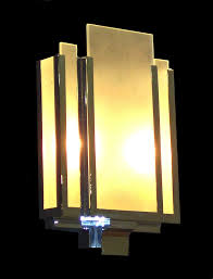 art deco modern claridge s wall light permalink gallery