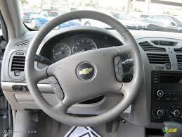2007 Chevrolet Malibu Maxx LT Wagon Titanium Gray Steering Wheel ...