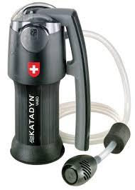 Amazoncom Katadyn 8014931 Vario Dual Technology Microfilter
