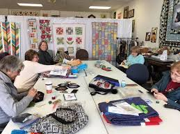 Handmade: 'Quilting Season' is marked by volunteers &  Adamdwight.com