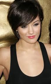 Dark Hair Style short dark hairstyles for women hair pinterest short dark 7657 by wearticles.com