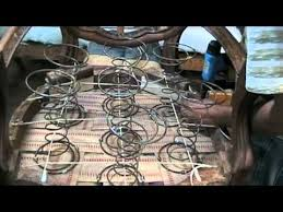upholstery how to tie springs m4v you
