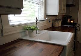 white porcelain sink. The Cleaning Ninja Method For White Porcelain Sink This Works Better And Faster On Creek Line House