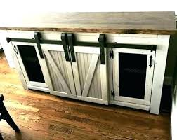 barn door media center. Barn Door Media Console. Plain Console Rustic Table Intended Center