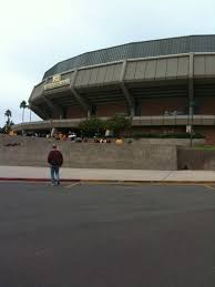 Wells Fargo Arena Arizona State Sun Devils Stadium Journey