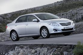 2007 Toyota Corolla Review - Top Speed