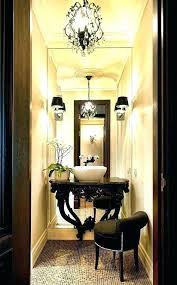 powder room chandelier powder room lighting ideas powder room lighting powder room chandelier bath powder room