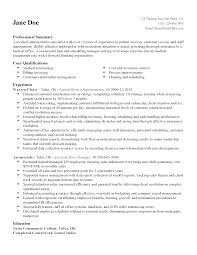 Healthcare Customer Service Resume Free Resume Example And