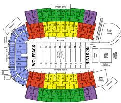 Umd Football Seating Chart Verizon Center Views Online Charts Collection