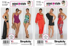 Mimi G Simplicity Patterns