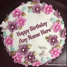 Happy Birthday Cake Images With Photo Happy Birthday Wishes