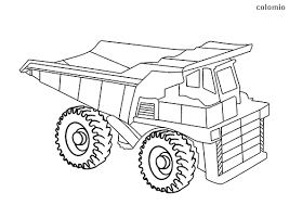 Instant downloads, can easily be printed right from your home, local printer, or online printing service. Trucks Coloring Pages Free Printable Truck Coloring Sheets