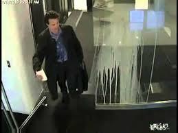 stupid people walking into glass doors and windows smashing and crashing