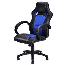 gaming chairs under giantex big man office chair race car used conference table replacement desk wheels