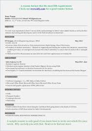 Fancy Civil Engineering Fresher Resume Format With Additional Of