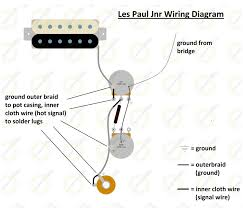 six string supplies les paul junior wiring diagram les paul junior wiring diagram