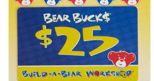 build a bear gift card photo 1