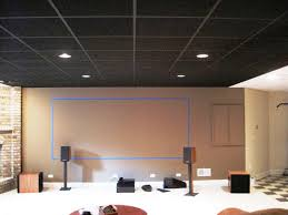 painting ceiling tiles black google search