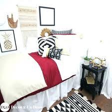 dorm room bedding sets state garnet gold desig on boys dorm room bedding unique college beddi