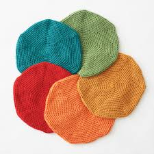 Crochet Beret Pattern Stunning Bernat Classic Crochet Beret Foliage Yarnspirations
