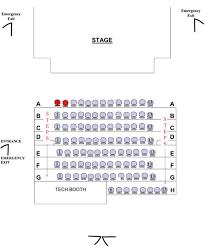 Homestead Seating Chart Seating Chart