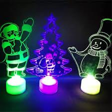 Đèn LED nhiều màu sắc chuyên dụng cho trang trí Giáng Sinh giá cạnh tranh