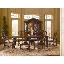 universal dining room set bolero seville 7 piece from furniture ideas unir1550 1