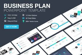 Free Business Templates For Powerpoint Business Plan Powerpoint Template Free Template Business