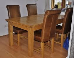 4 real leather dining room chairs dining chairs real leather dining chairs real leather cream dining