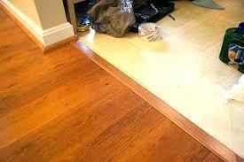 Hardwood Floor Doorway Transition Strips For Laminate Flooring Example Of T Molding Strip Threshold