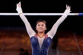 Suni Lee Wins All-Round Gymnastics Gold ...