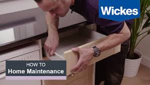 how to fix a broken drawer with wickes