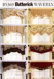 Window Valance Patterns Enchanting Window Valance Patterns EBay