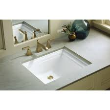 kohler ladena sink for elegant bathroom decoration undermount kohler undermount sinks d35
