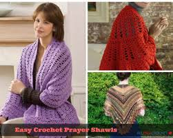 Free Crochet Prayer Shawl Patterns Cool 48 Prayer Shawl Patterns AllFreeCrochet