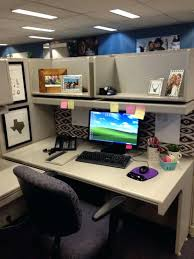 home office decorate cubicle. Office Desk Decor Home Cubicle Table With Paper Art And Black Modern Decorate Y