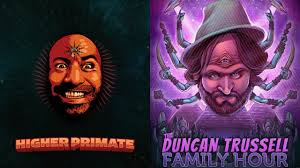 Joe Rogan & Duncan Trussell - Compilation (The Family Hour) - YouTube