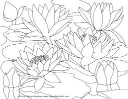 Small Picture Monet Coloring Pages akmame