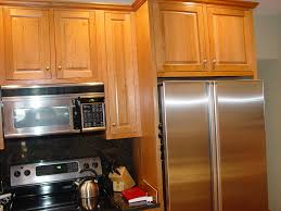 Natural Cherry Cabinets Natural Cherry Kitchen Cabinet Pictures Monsterlune