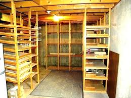 diy basement storage shelves basement shelving the way to build storage shelves home decorations with do