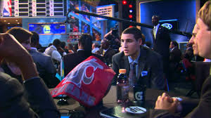 Klay Thompson at 2011 NBA Draft ...