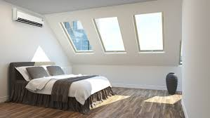 air conditioning for bedroom. loft conversion air conditioning installation for bedroom