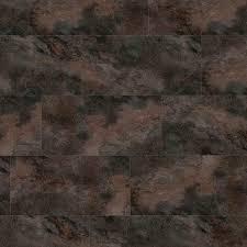 vinyl flooring residential tile slate look 600 stone silver slate
